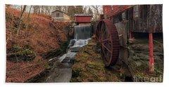 Grist Mill II Bath Towel