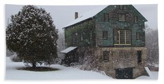 Grist Mill Of Port Hope Bath Towel