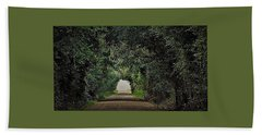 Hand Towel featuring the photograph Gro Racca Rd by John Glass