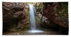Grotto Falls Hand Towel