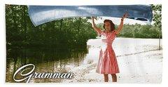 Grumman Canoe Hand Towel