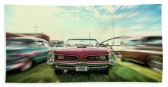 GTO Hand Towel by Jimmy Ostgard