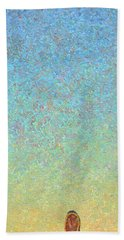 Guard Hand Towel by James W Johnson