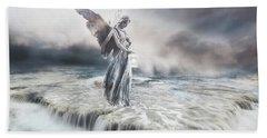 Guardian Angel Hand Towel