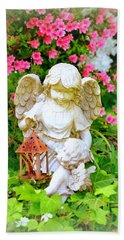 Guardian Angel Bath Towel