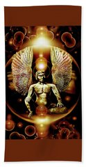 Guardian  Archangel Bath Towel