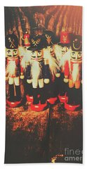 Guards Of The Toy Box Hand Towel