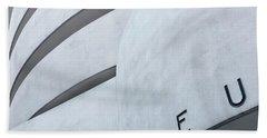 Guggenheim Hand Towel