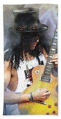 Guitar Giant - Slash Hand Towel