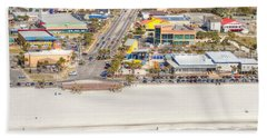 Gulf Shores - Hwy 59 Hand Towel