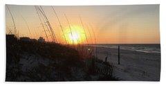 Gulf Shores Sunrise  Bath Towel