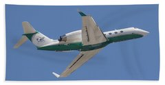 Gulfstream Aerospace  Hand Towel