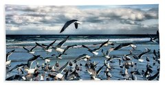 Gulls Hand Towel