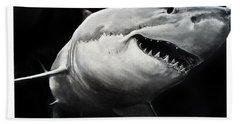 Gw Shark Bath Towel