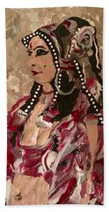 Gypsy Dancer Hand Towel