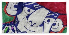 Gypsy Peddler  Hand Towel by Don Koester