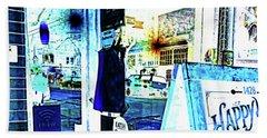 Haight Street San Francisco From 1428 Bath Towel