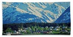 Haines - Alaska Hand Towel
