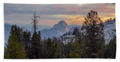 Half Dome Bath Towel