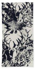 Halls Of Horned Art Bath Towel