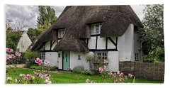 Hampshire Thatched Cottages 8 Hand Towel