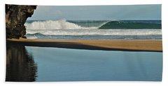 Hanakapiai Beach 1287b Bath Towel