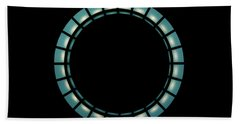 Hanging Light Circle Bath Towel