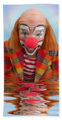 Happy Clown A173323 5x7 Bath Towel