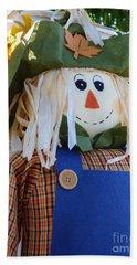 Happy Scarecrow Hand Towel