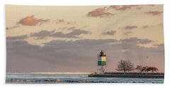 Harbour Sunset Hand Towel