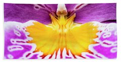 Hardhat Soldier/orchid Hand Towel
