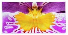 Hardhat Soldier/orchid Bath Towel