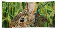 Hare's Breath Bath Towel