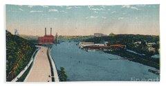 Harlem River Speedway Hand Towel