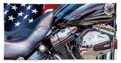 Harley-davidson 103 - B Bath Towel