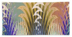 Harmony Hand Towel by Ann Johndro-Collins