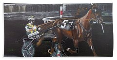 Harness Racing Bath Towel