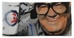 Harry Caray Hand Towel