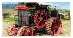 Hart Parr 1911 30 60 Tractor Bath Towel