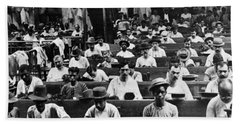 Havana Cuba - Cigars Being Rolled - C 1903 Bath Towel