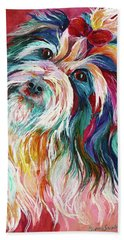 Havanese Bath Towel