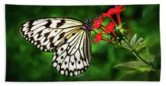 Haven't You Noticed The Butterflies? Hand Towel