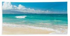 Hawaii Beach Treasures Hand Towel