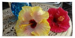 Hawaiian Lovelies Hand Towel