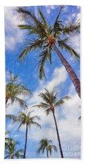 Hawaiian Vacation #4 Bath Towel