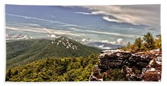 Hawksbill Mountain Hand Towel