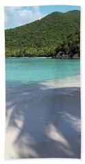 Hawksnest Bay And Gibney Beach Hand Towel