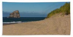Haystack Rock, Cannon Beach Hand Towel