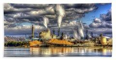 Hdr - Westrock Plant Tacoma, Wa Bath Towel