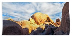 Heading To Arch Rock Hand Towel